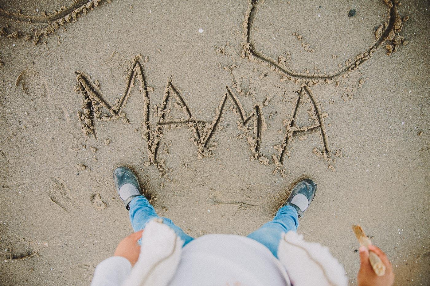 Sesión de Familia en la Playa