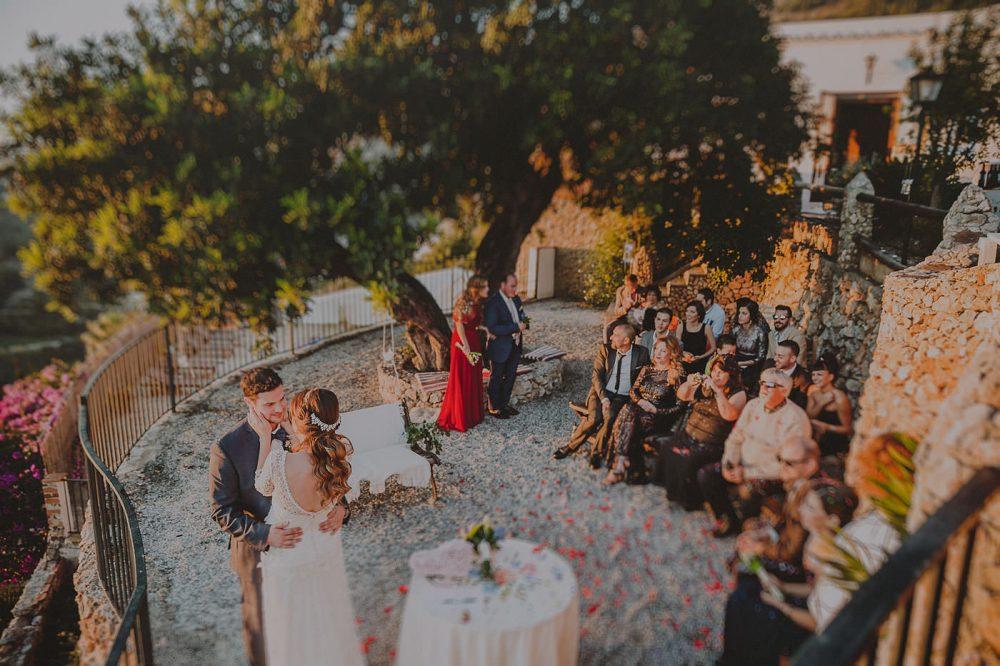 wedding photographer nerja
