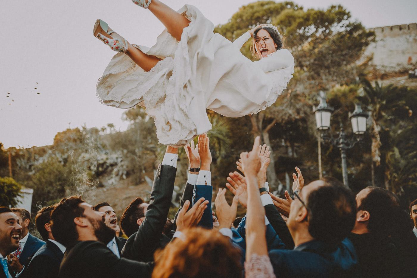 wedding photographer in fuengirola